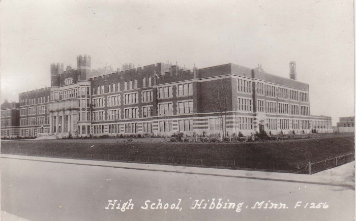 A Trip to Hibbing High / Greil Marcus